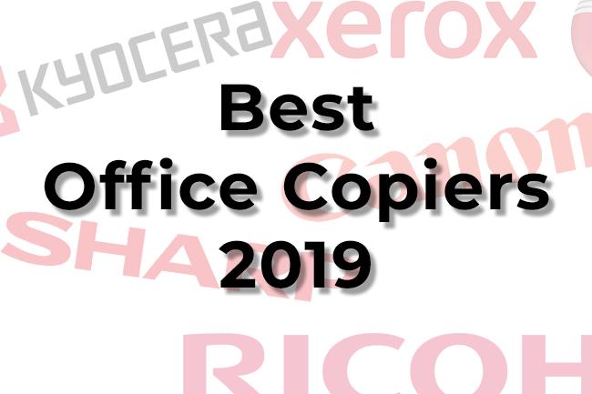 Best Office Copiers