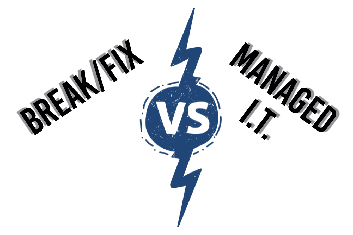 Break-fix vs Managed IT Services