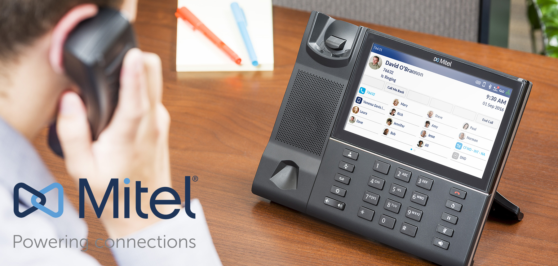 Business Phone Systems Mitel-1