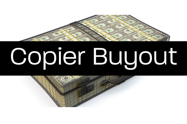 Copier Buyout