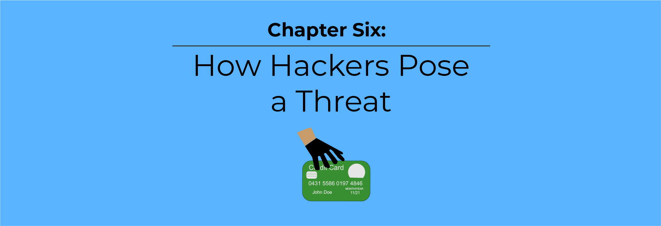 How Hackers Pose a Threat