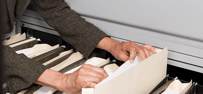 File Cabinet Document Management System