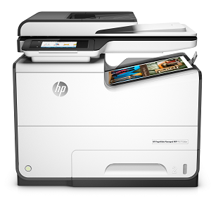HP PageWide Color MFP