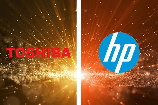HP vs Toshiba Copiers