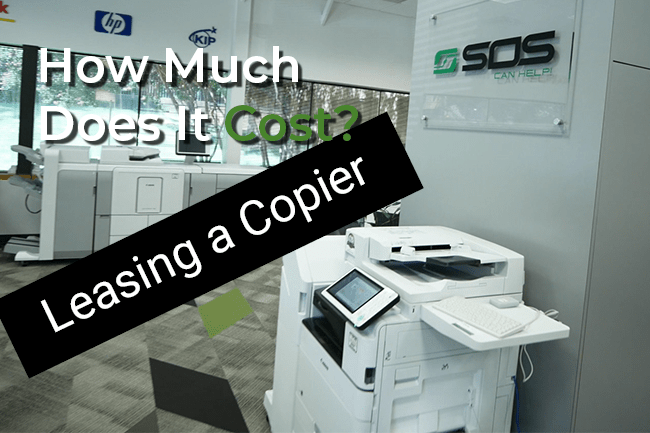 How Much Does it Cost to Lease a Copier