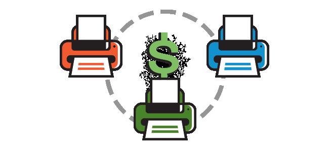 Managed Print Services Savings