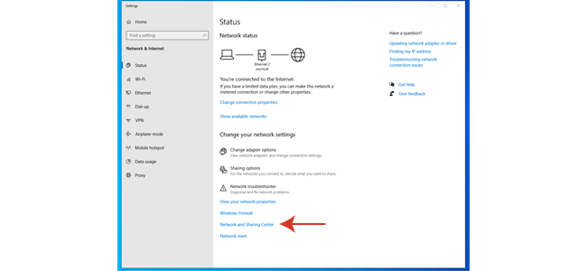 Help Finding the Network Security Key Windows