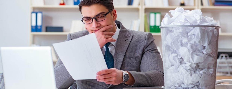 Reduce Paper vs Going Paperless