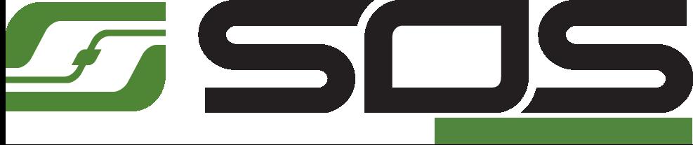 SOS Logo with Tag
