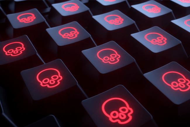 Ransomware Attacks 2020- Skulls on a Keyboard