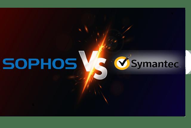Review of Sophos vs. Symantec Endpoint