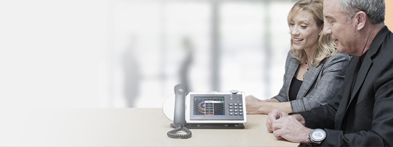 business phone communications