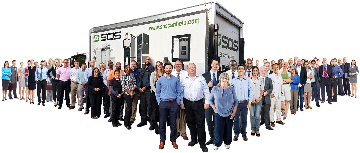 Service on Printers & Copiers in Atlanta