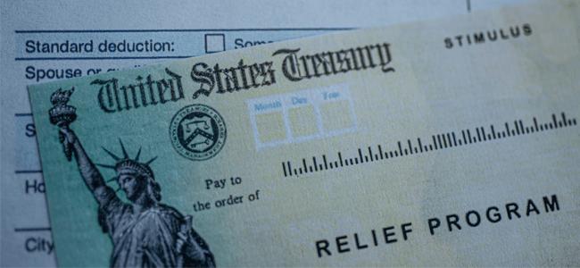 Stimulus Check Phishing Scam 2020