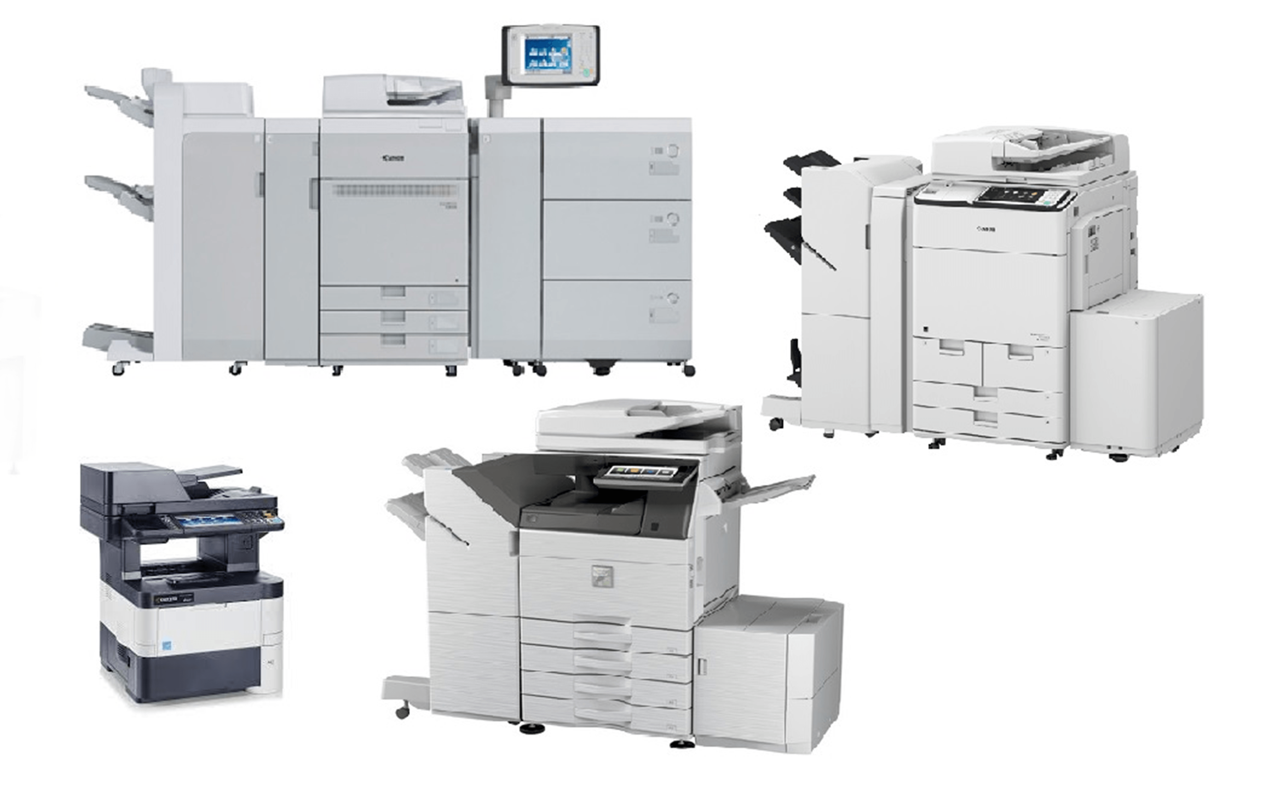 What is a Multifunction Printer