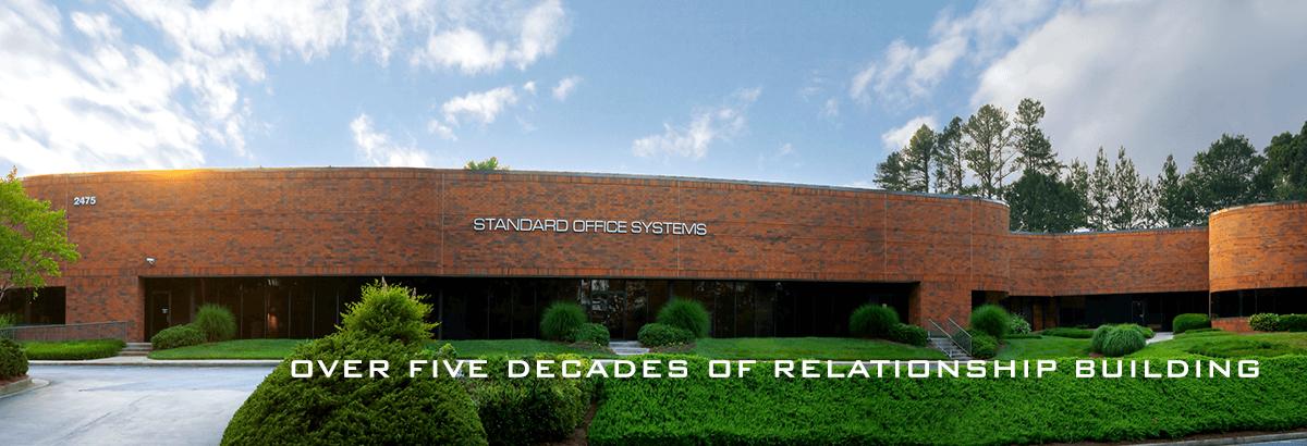 Over Five Decades