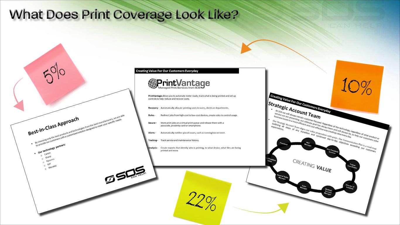 Print Coverage Sample