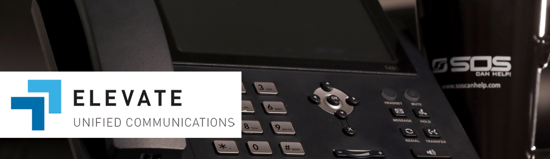 SOS Elevate Phone Systems
