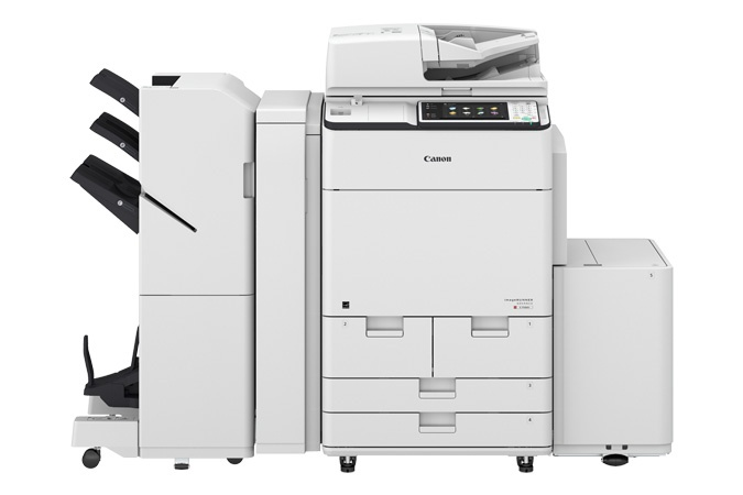 Canon Helps Deliver Vivid, Vibrant Image Quality and Offers Streamlined Business Workflows with the imageRUNNER ADVANCE C7500 Series