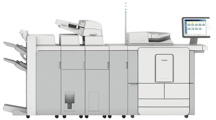 CANON EUROPE EXPANDS MONOCHROME PRINT PORTFOLIO WITH LAUNCH OF VARIOPRINT 140 SERIES
