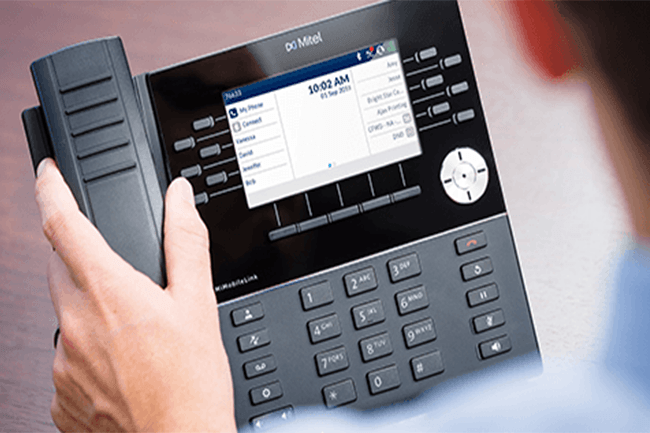 What Is A Business Phone System?